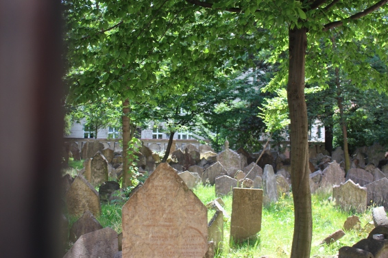 The Jewish Cemetery- Prague